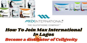 How to join max international in Lagos